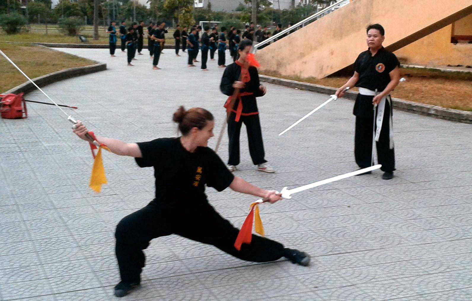 double épée