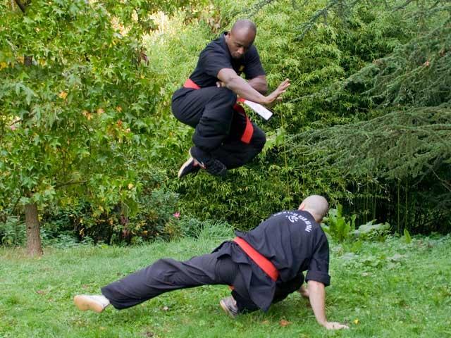 VAN AN PHAI France  / VO KINH VA AN - Art martial / Kung-Fu vietnamien