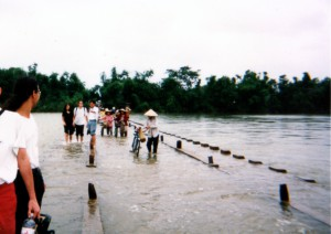 riviere en crue 1