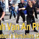 Démonstration Versailles 2017