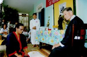 Võ Kinh Vạn An Phái - VAN AN PHAI France / Art martial Kung-Fu - Self-defense