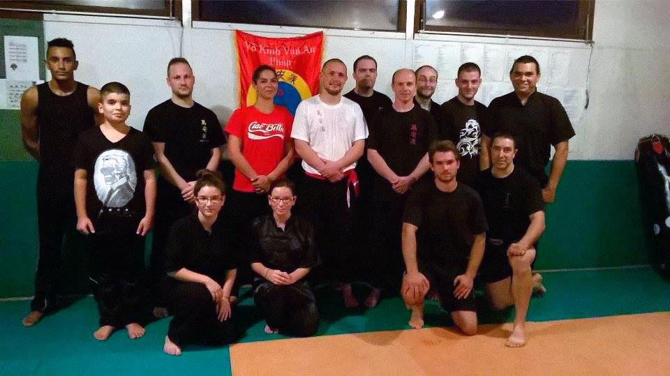 Võ Kinh Vạn An Phái - VAN AN PHAI France Kung-Fu vietnamien