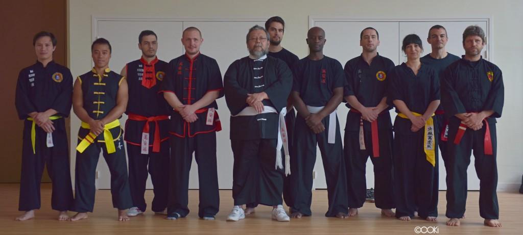 équipe enseignants juillet 2016