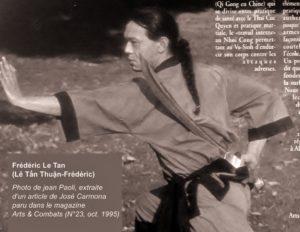 Frédéric LE TAN - VAN AN PHAI