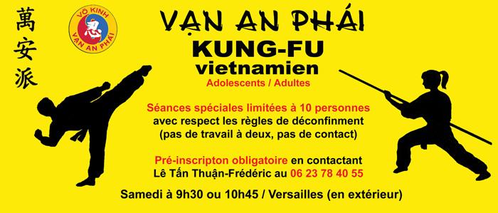 VO KINH VAN AN PHAI - Versailles