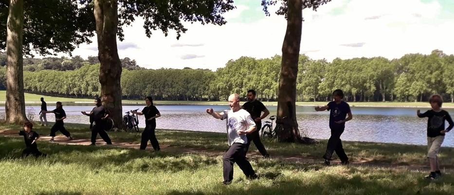 VO KINH VAN AN PHAI - Kung-Fu vietnamien - Versailles