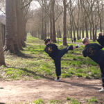 VO KINH VAN AN PHAI - Kung Fu vietnamien - Versailles